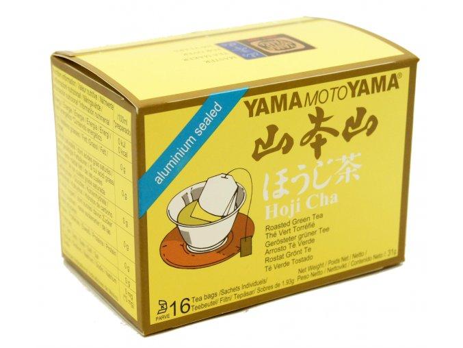 Yamamotoyama Čaj Hojicha, 31 g