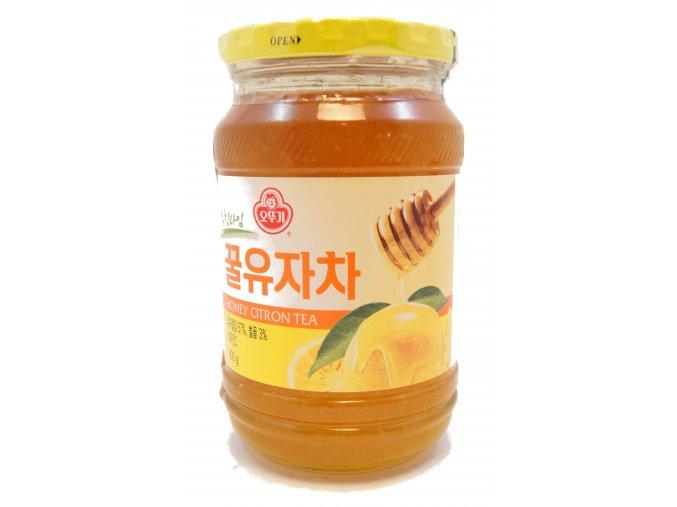Korean Honey Citron Tea