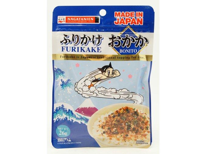 Nagatanien Furikake Okaka sypání na rýži 26g