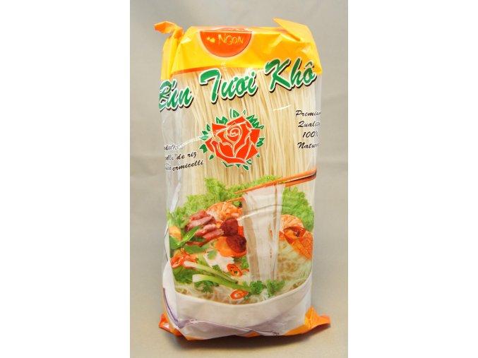 Rice Noodle Bun Kho