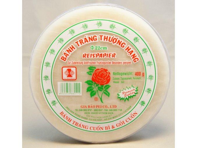 Banh Trang Rice paper 22cm
