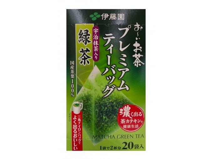 Itoen Yoku Deru Premium Tea Matcha 36g