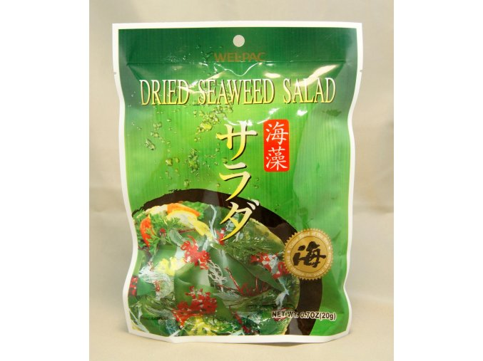 Wel Pac Dried Seaweed Salad