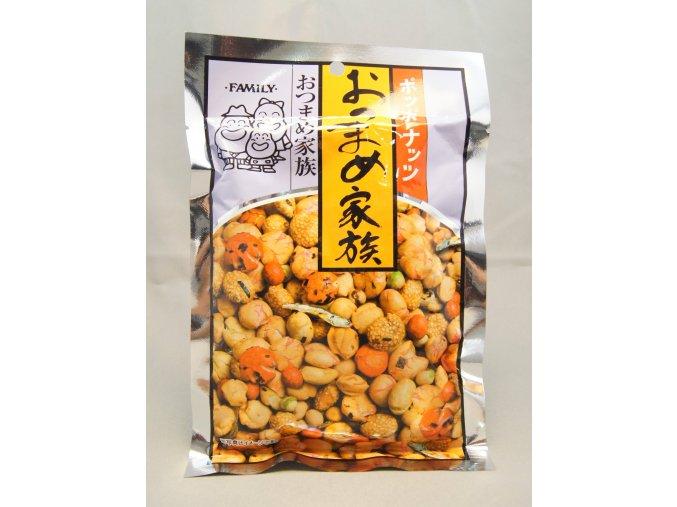 Poppo Nuts Otsumame Kazoku