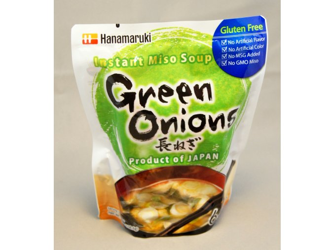 Hanamaruki Green Onion Miso Soup 6p
