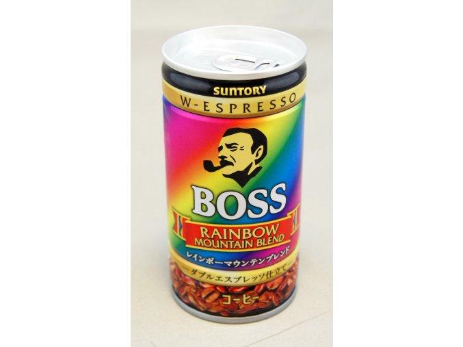 Suntory Coffee Boss Rainbow Moutain 185ml