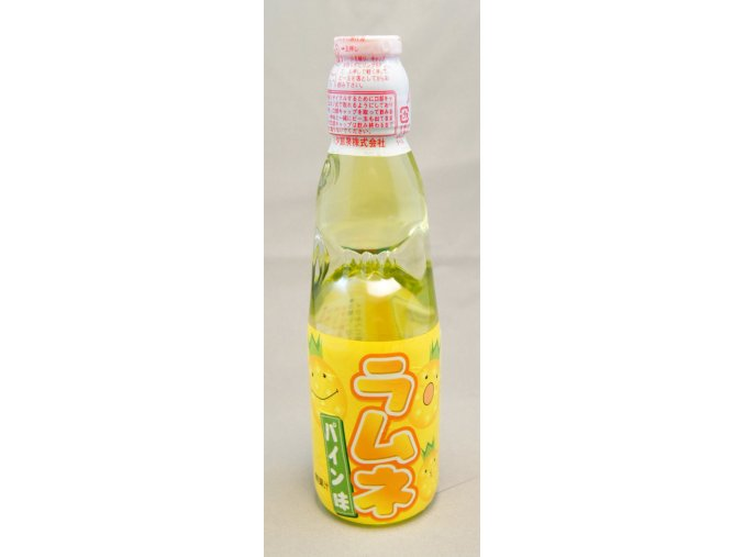Hata Kousen Pineapple Aji Ramune 200ml