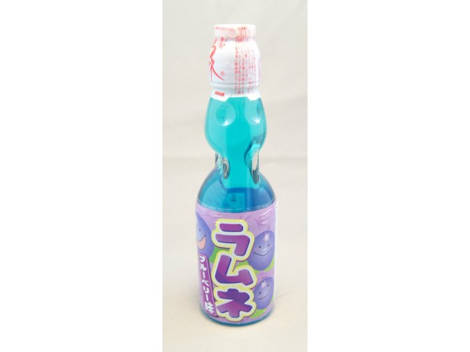 Hata Kousen Blueberry Aji Ramune 200ml