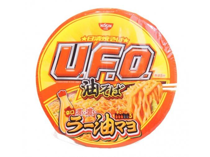 Nissin UFO Abura Soba La-Yu Mayo 113g