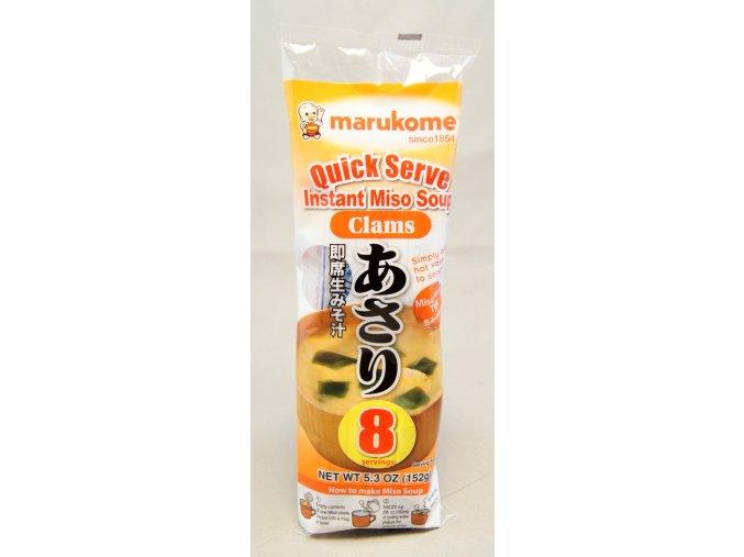 Marukome Nama Miso Asari 8p