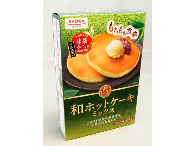 Showa Hot Cake Mix with MATCHA 340g