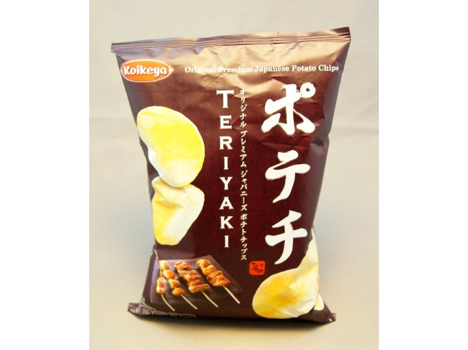 Koikeya Teriyaki Chips 100g