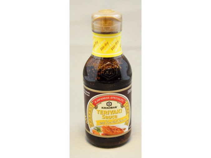 Kikkoman Teriyaki Sauce with Sesame 250ml