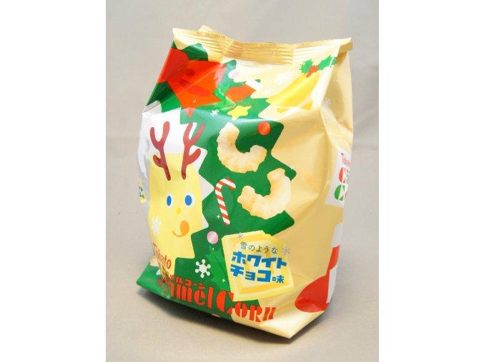 Tohato Caramel Corn White Choco Aji