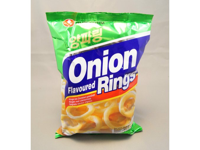Nong Shim Onion Flavoured Rings