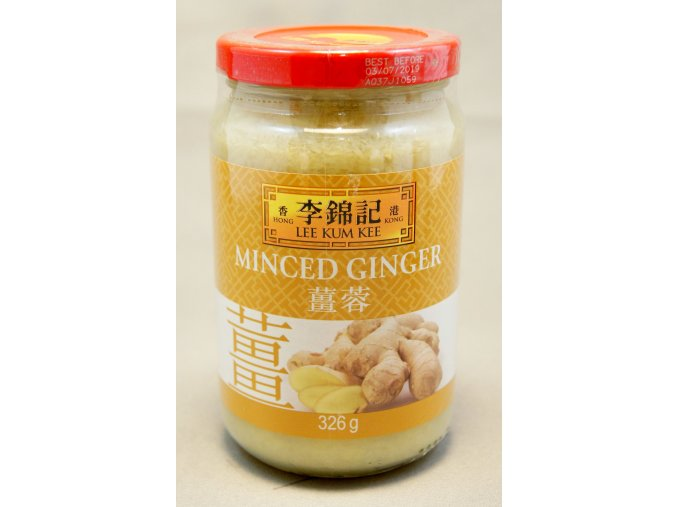 Lee Kum Kee - Minced Ginger