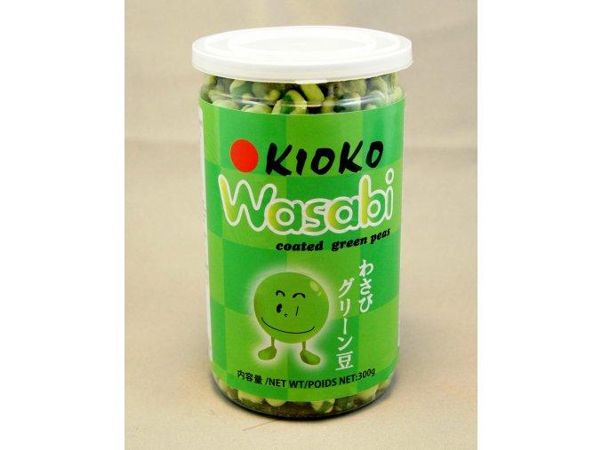 Kioko Green Wasabi Peas