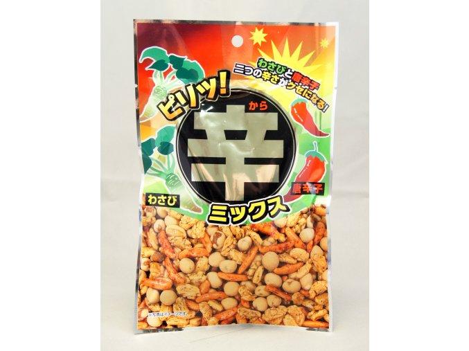 Poppo Nuts Piri Kara Mix
