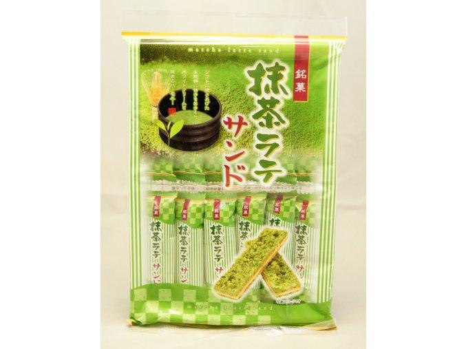 Komiyama Seika Matcha Latte Sand