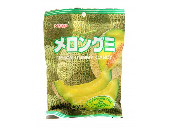 Kasugai Melon Gummy