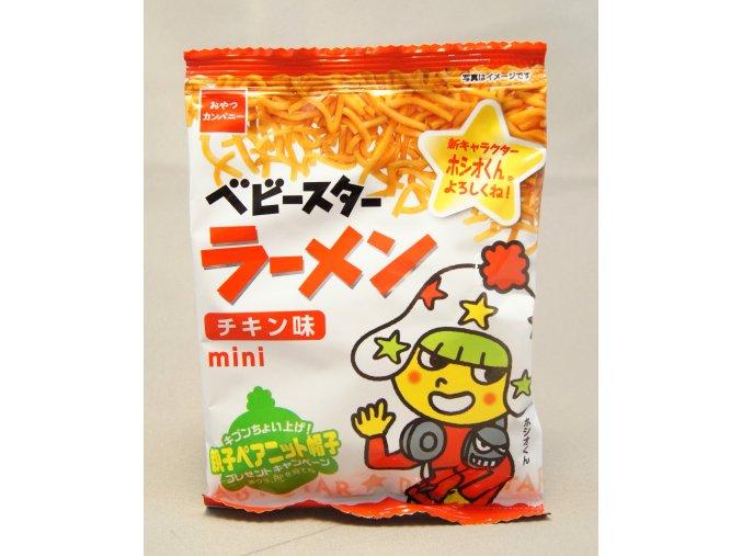 Oyatsu Baby Star Chicken
