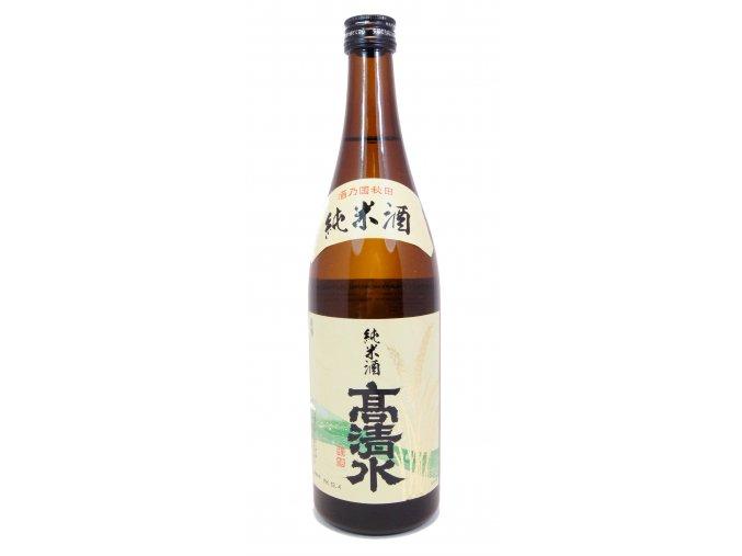 Takashimizu Sakenokuni Junmaishu 720ml