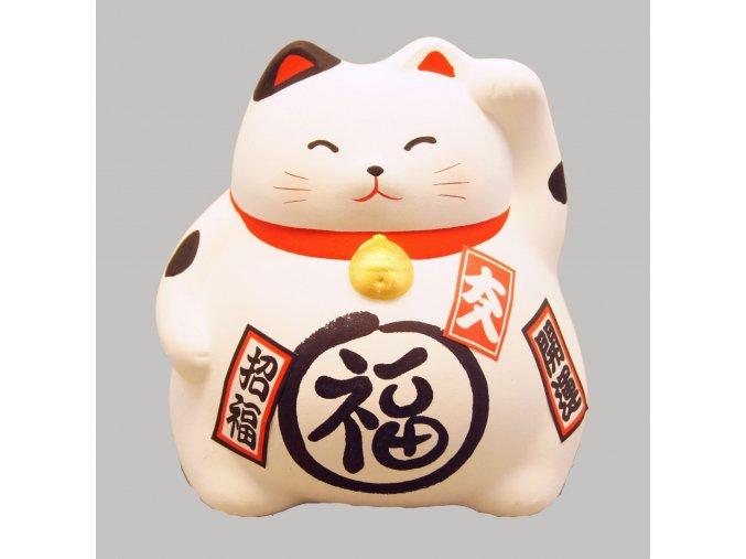 Neko Japonská kočičí kasička ( bílá )