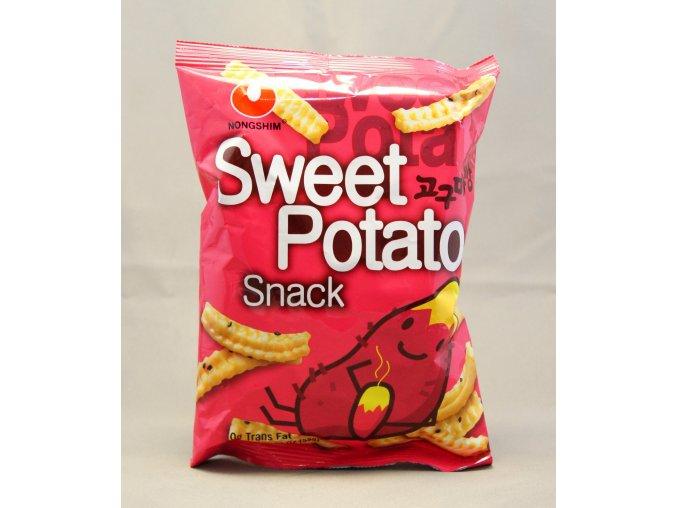 Nong Shim Sweet Potato Snack