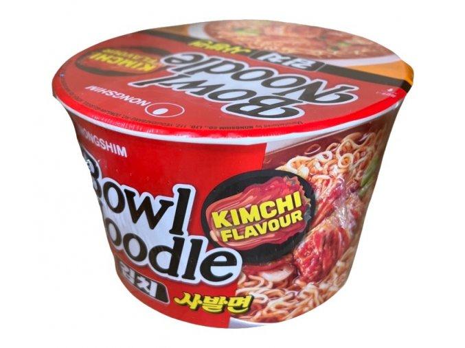 Nong Shim Kimchi Bowl Noodle Soup
