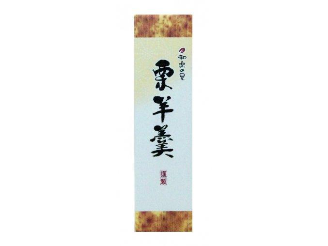 Yoneya Waraku no Sato Kuri Yokan 220g