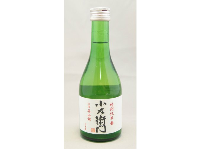 Kozaemon Tokubetsu Junmai 300ml