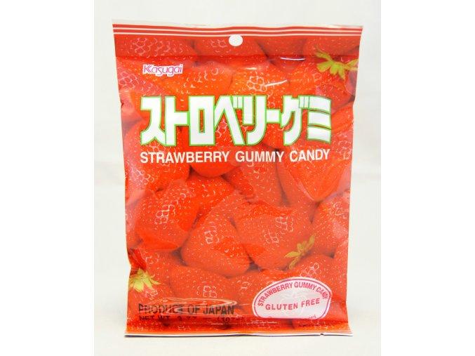 Kasugai Strawberry Gummy Candy