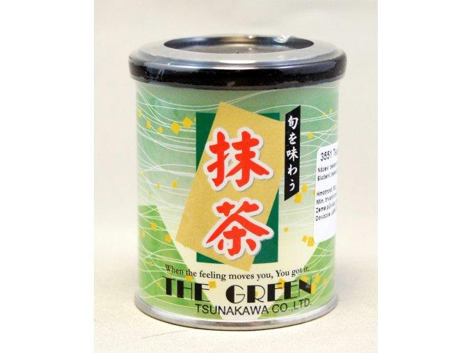 Tsukawana Matcha Can 30g