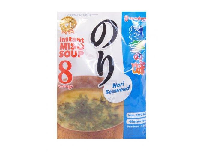 Marukome Instant Miso Soup Nori 8p
