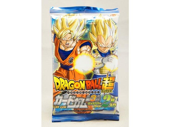 Top Dragon Ball Super Card Gum