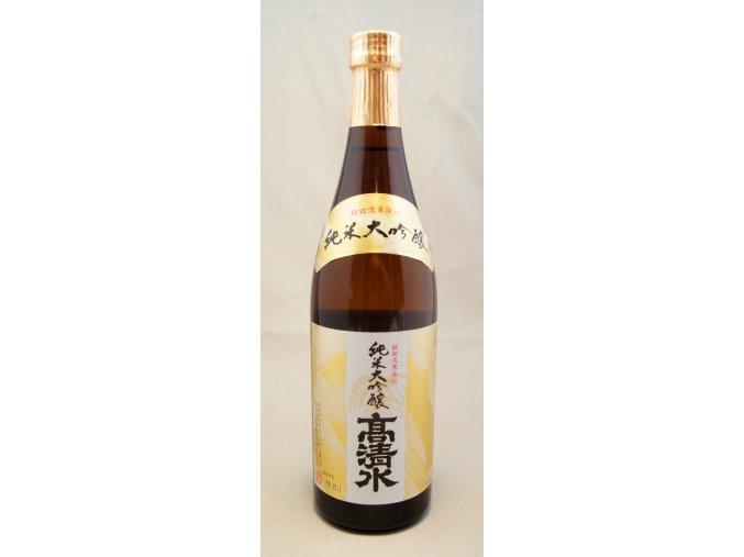 Takashimizu Junmai Daiginjo Sake 15,5%