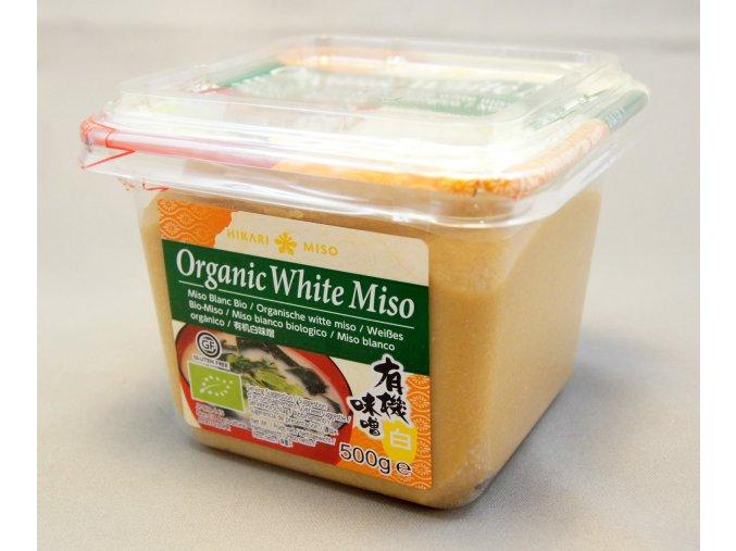 Hikari Organic White Miso 500g