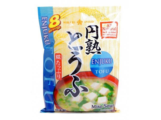 Hikari Instant Miso Soup Enjuku Tofu  8p