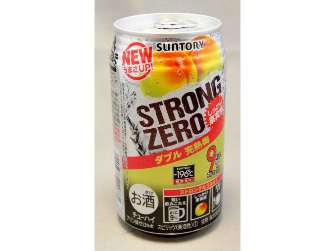 Suntory Strong Zero 9% alkohol