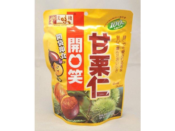 Yummy House Quality Chestnut 128g
