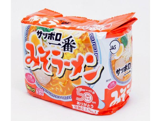 New Touch Machi Ichiban Miso Ramen 5p