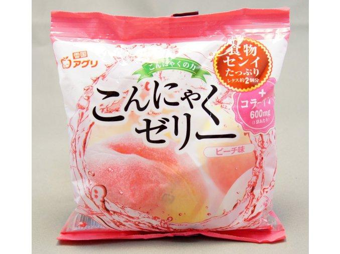 Yukiguni Aguri Konnyaku Jelly Peach