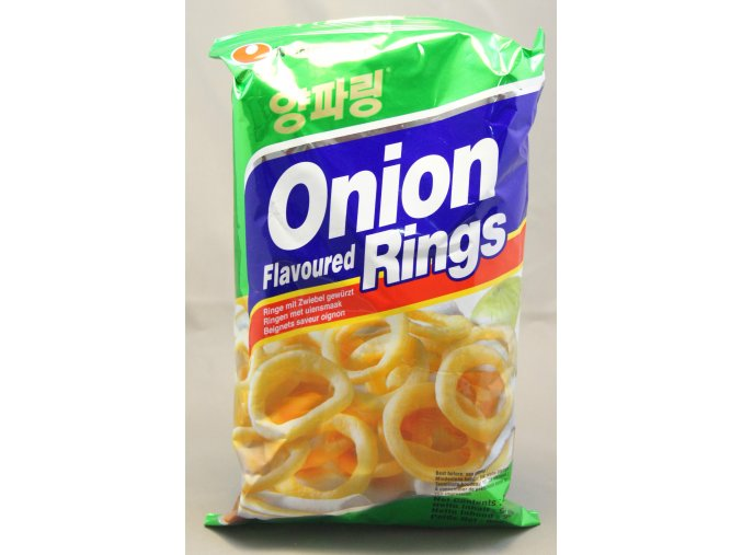 Nong Shim Onion Flavoured Rings 90g