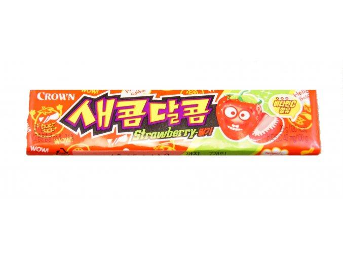 Crown Strawberry Gum 29g