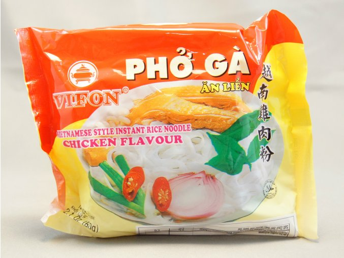 Vifon Instant Rice Noodle Chicken 60g