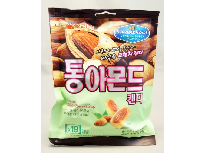 Orion Almond Candy 90g