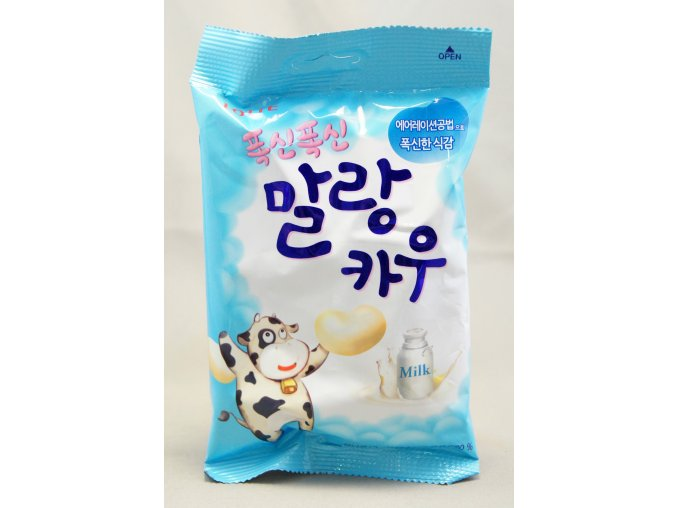 Lotte Milk Candy 63g