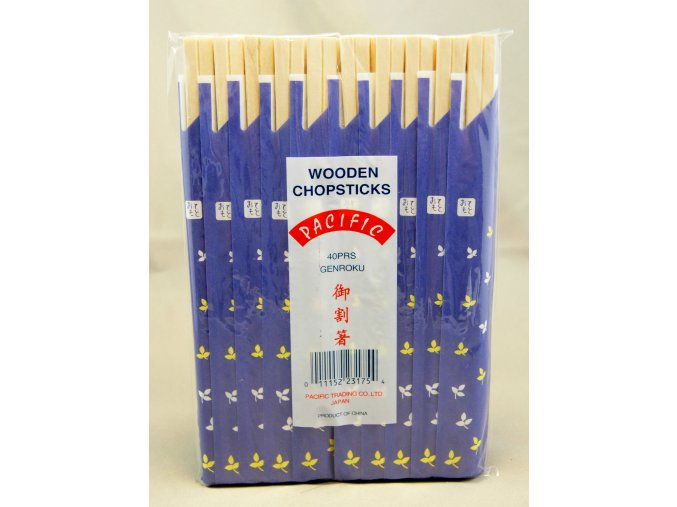 Wooden Chopsticks 40p
