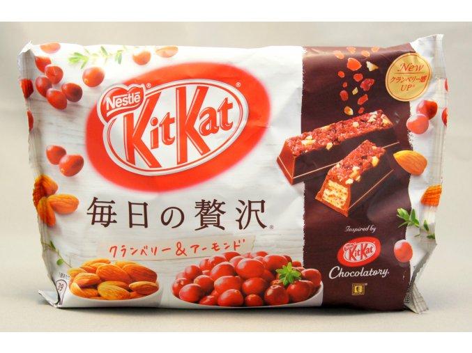 KitKat Mainichi no Zeitaku Cranberry and Almond 109g