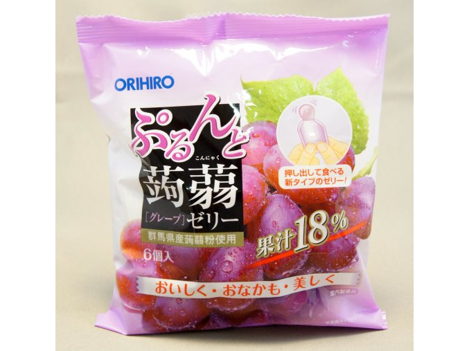 Orihiro Grape Jelly 120g